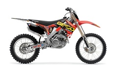One Industries Crf 250 2011 06-09 2011 Geico Powersports