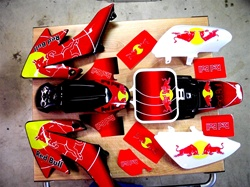 Crf 50 Red Bull Graphics