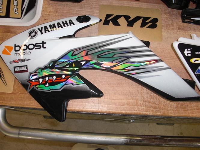 Honda crf 50 yamaha of troy racing for Yamaha of troy
