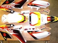 One Indusries Makita Suzuki White Kit 10
